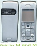 MOBILE COVER/FACIA FOR NOKIA 6230i-SILVER [Electronics]